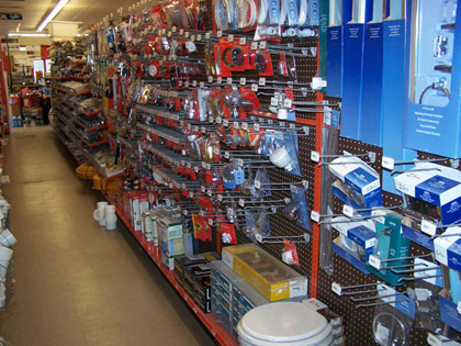 Plumbing parts & fittings